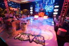 New York, Urban Themed Party with International Event Company | Birthday Party | Graduation Party | Graffiti | Hip Hop