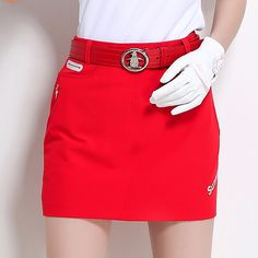 Golf womens  golf skirts golf clothing pantskirt women shorts ladies golf skirts colorful short plus New Apparel 2120