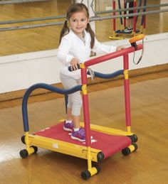 Fun & Fitness Treadmill for Kids from One Step Ahead   2W713283