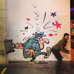"""Getting my ass kicked in Brussels - Photo by my cosmic brother Miles Daniel"""