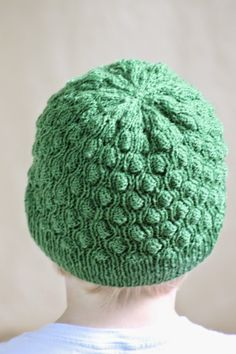 Balls to the Walls Knits - Kids' Reversible Cocoon Hat