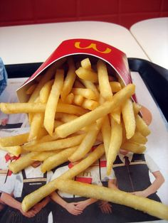 Mcdonald s stams for sin pommes frites 2