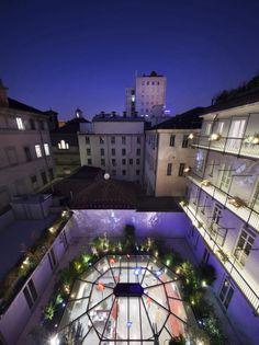 The Number 6: Refurbishment of Palazzo Valperga Galleani in Turin