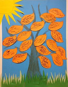 Unity Tree - National Bullying Prevention Center The Unity Tree is a powerful symbol reminding everyone that bullying can be prevented when we all come together – united for kindness, acceptance and inclusion. Girl Scout Activities, Activities For Girls, Creative Activities, Harmony Day Activities, Anti Bullying Activities, Books About Bullying, Red Ribbon Week, Bullying Prevention, Unity