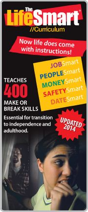 Our new Fall '14 online catalog is out now! Read more about one of our best-selling products: The LifeSmart Curriculum!