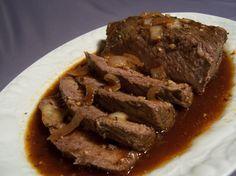 Crock Pot Beef N Beer Brisket Recipe - Food.com