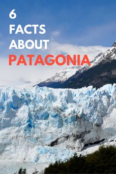 How did Patagonia get it's name? Why is El Chalten one of Argentina's newest towns? And 4 more quick (we promise!) Patagonian facts. How many do you know?