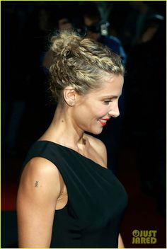 Elsa Pataky Has a Night Out for 'Gioseppo' 25th Anniversary