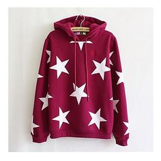 Malestar Escudo de manga larga para Mujeres con capucha Fleece - USD $ 26.59
