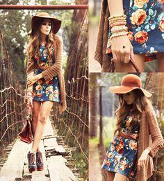 hippie+style+2015 | Bueno espero que les haya gustado, yo ya tengo mi ar senal de medias ...