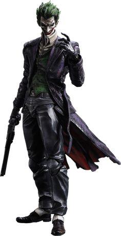 The Joker - Arkham Origins Collectible Figure