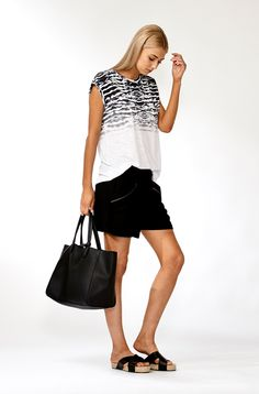 The best of what's new! Shop the Trixie Tote in stores and online now www.decjuba.com.au