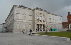 Dublin, Louvre, Building, Travel, Viajes, Buildings, Destinations, Traveling, Trips