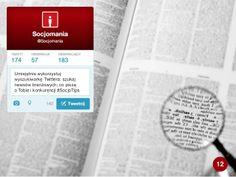 50 Twitter Tips (12). Cała prezentacja: http://www.slideshare.net/Socjomania/50-porad-jak-dziaac-na-twitterze  #Twitter #TwitterTips #SocialMedia #SocialMediaTips