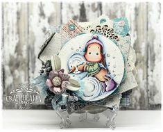 Craft Heaven Shop: Challenge #22 - Winter Wonderland..