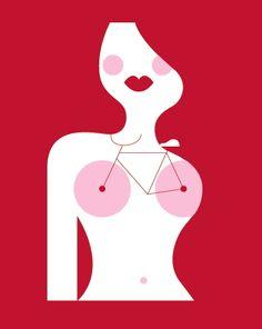 Cycle girl - beautiful