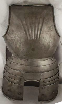 Breastplate Early 16th Century