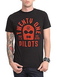 HOTTOPIC.COM - Twenty One Pilots Power To The Local Dreamer T-Shirt