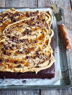 One pot wonder - lettvint gryterett - Mat På Bordet Sweet Recipes, Cake Recipes, Dessert Recipes, Kolaci I Torte, Norwegian Food, Cookie Calories, Sweets Cake, Food Cakes, Snacks