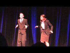 "Duo Interpretation- ""Finding Nemo"" Abigail Catron & Ray Flannery - YouTube"