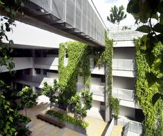 WOHA revamps Singapore office with lush 'pocket parks' WOHA 48 North Canal Road – Inhabitat - Green Design, Innovation, Architecture, Green Building