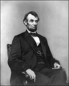 Abraham Lincoln by Matthew Brady