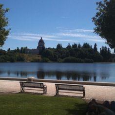 Olympia, Capital of Washington.