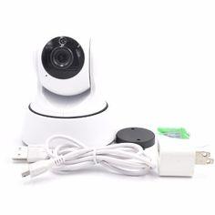 Câmera Wireless com visão noturna  Instalação