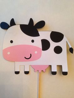 Barnyard Farm cutouts animal cutouts die cuts die by DrPartyCrafts