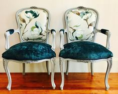 Ideas for french furniture chair upholstery Design Lounge, Chair Design, Reupholster Furniture, Upholstered Furniture, Chair Makeover, Furniture Makeover, Funky Furniture, Furniture Design, Furniture Buyers