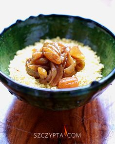 couscous with raisins