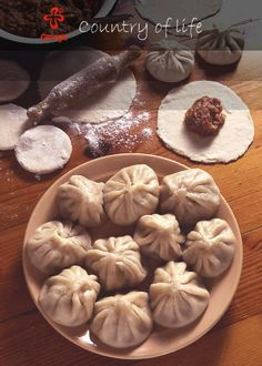 #Khinkali Georgian Dumplings