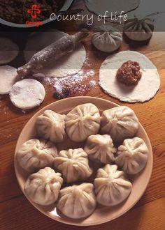 #Khinkali Georgian Dumplings