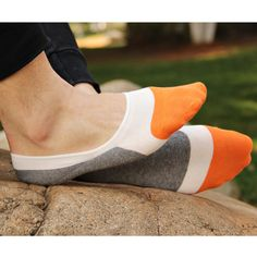Men Loafer Boat Comfortable Invisible No Show Nonslip Liner Low Cut Socks