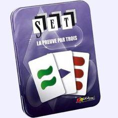 Set: jeu de société chez Jeux de NIM