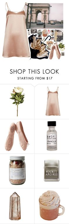 """""""Paris"""" by lsaroskyl ❤ liked on Polyvore featuring OKA, Motel, Porselli, CB I Hate Perfume, Zoet Bathlatier, RabLabs and Bobbi Brown Cosmetics"""