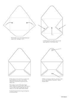 DIY clutch pattern