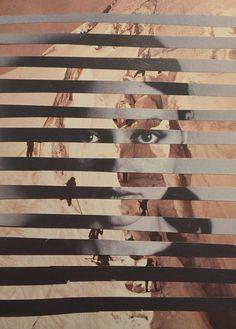 Lost & Found by Djuno Tomsni, Art Du Collage, Surreal Collage, Collage Artists, Surreal Art, Psychedelic Art, Lost & Found, Art Plastique, Art Inspo, Cool Art