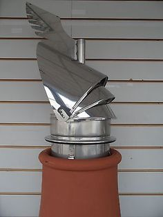 Dragon Revolving Chimney Cowl Cure Down Draught Stove Fire Stainless Stove Accessories, Fireplace Accessories, Stove Fireplace, Fireplace Tools, Chimney Cowls, Trolls, The Cure, Dragon, Fireplaces