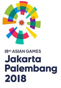 Logo and Mascot of Asian Games 2018
