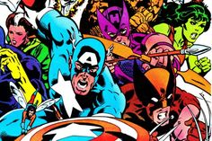 ComicsAlliance • 32 YEARS AGO: THE MEGA-EVENT WAS BORN IN 'MARVEL...