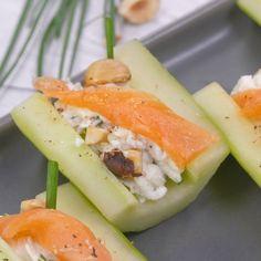 Vegan Recipes Videos, Healthy Recipe Videos, Easy Healthy Recipes, Sushi Recipes, Healthy Snacks, Vegetarian Recipes, Buzzfeed Food Videos, Zero Calorie Foods, Homemade Sushi