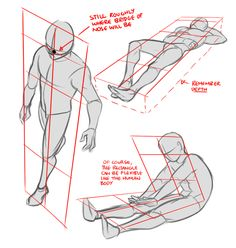 Hi guys, it's circus-usagi again! (: Today's lect covers drawing the body in different angles using basic shape knowledge.