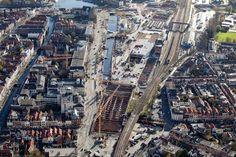 Spoorzone Delft een gecompliceerde operatie
