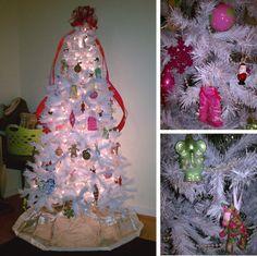 The Preppy Planner Christmas Tree 2012 #PreppyPlanner