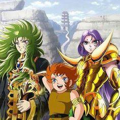 Aries Family: Sion Kiki Mu