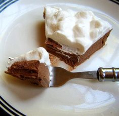 Healthy Low Carb Chocolate Pie Low Carb Desserts, Low Carb Recipes, Diabetic Recipes, Healthy Desserts, Sin Gluten, Low Carb Keto, Lchf, Healthy Chocolate, Chocolate Pies