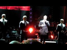 Il Divo - Don't Cry For Me Argentina (Live) Vienna, VA
