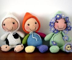 FREE Crochet Patterns from TheYarnBox!