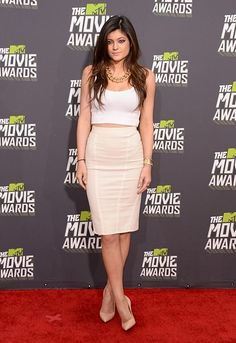 La Alfombra Roja de los MTV Movie Awards 2013